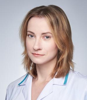 Екатерина Алексеевна Померанцева